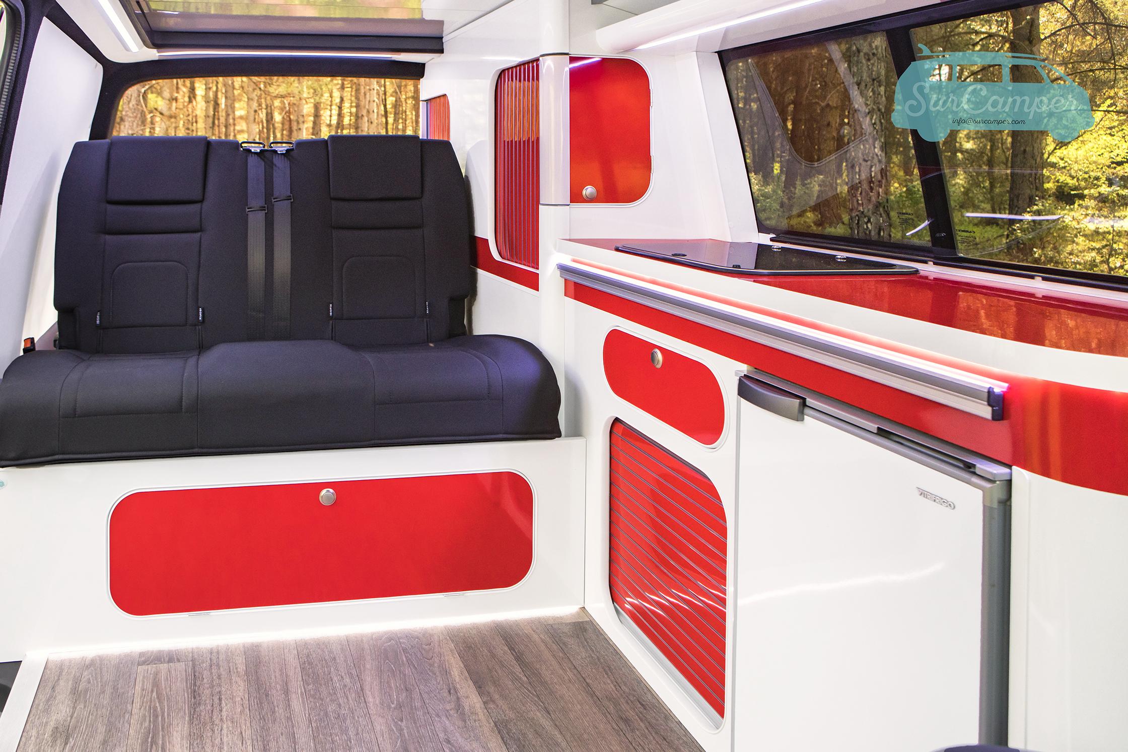 Conoce nuestra nueva camperización en Volkswagen T6